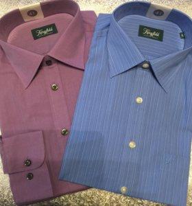 Мужские рубашки от Швейцарского бренда, размер L