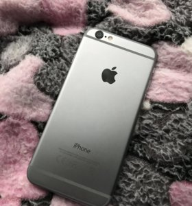 """iPhone 6 """"Space Gray"""" 16 гб."""