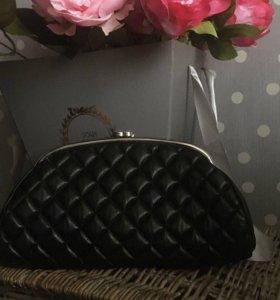 Шанель оригинал клатч Chanel