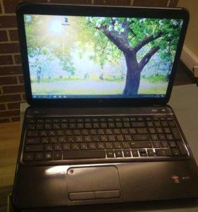 Ноутбук НР(i5-2430m/gt540m 1gb/4gb/500gb)