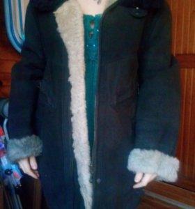 Лётная куртка очень тёплая, Прилуки.