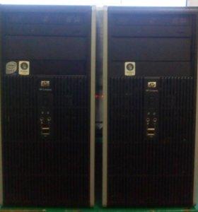 Персональные компьютеры (4 ядра CPU, 4 Gb RAM)