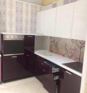 Кухня МДФ акрил 1600/2400