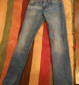 Мужские джинсы Levis 511, размер 29/34