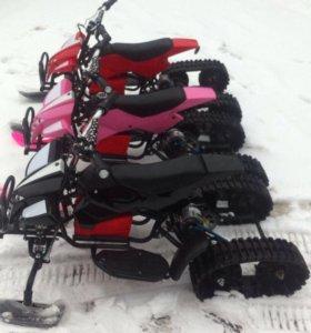 Детские электрические снегоходы Оптом и в ро