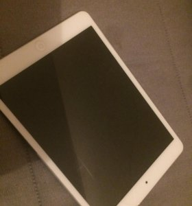 iPad mini 1 retina 16gb silver