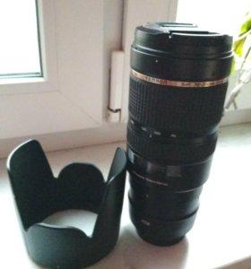 Tamron 70-200, f2.8 divcusd, Canon