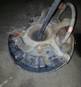 Продам ступица задняя правая Toyota GX110