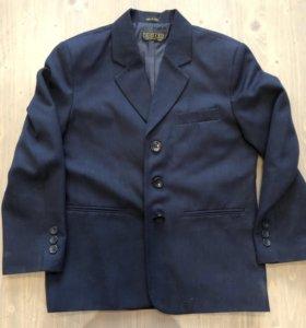 Школьный Пиджак рост 134