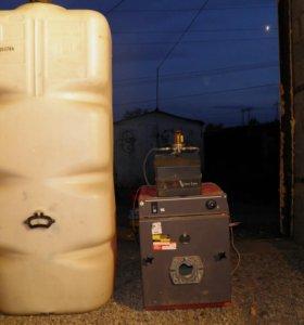 Котел ACV дизельный (газовый)