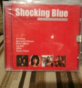 MP 3 диск Shocking Blue