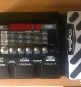 Гитарный процессор Digitech RP 355