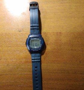Часы CASIO WR 100M водонепроницаемые