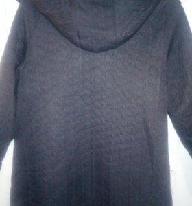 Женское пальто 56 размер