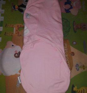 Пеленка на молнии (спальный мешок) новая
