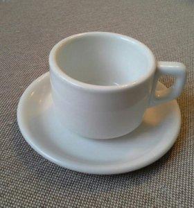 Кофейная чашка и блюдце Люфтваффе 3 Рейх.