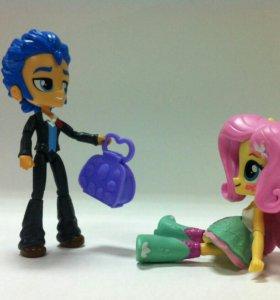 Мини куклы My little pony