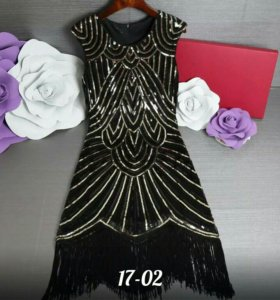 Вечернее платье, новое платье