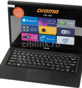 Ноутбук DIGMA