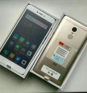 Xiaomi redmi note 4x 3/16gb НОВЫЙ