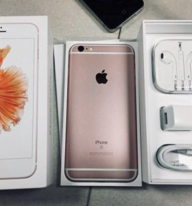 Новый Apple Iphone 6s на гарантии 10 месяцев