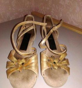 Туфли для бальных танцев. Геликон