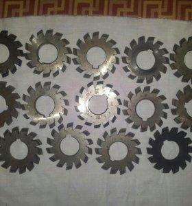 Фрезы М 1,75 зуборезные Р6М5
