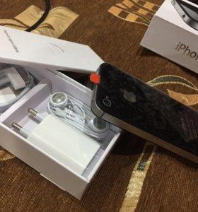 iPhone 4s 16 gb новый, запечатанный