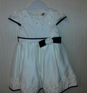 Платье для девочки размер 92