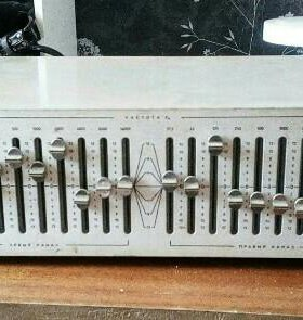 Эквалайзер стереофонический