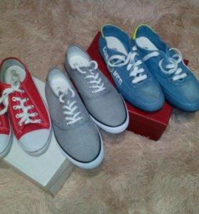 Обувь разм.40-42 новые