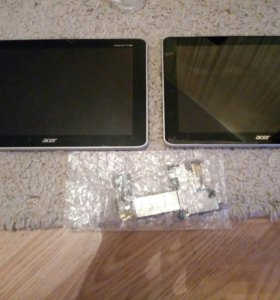 Acer a701 iconia tab на ЗП.)2 штуки.