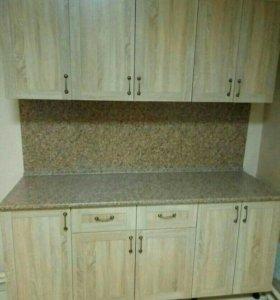 кухня и шкаф