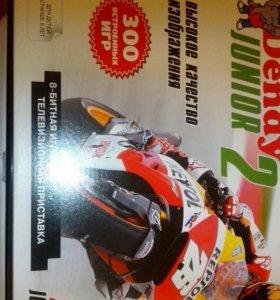 Dendy Junior 2 Classic 300 игр