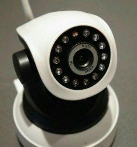 PTZ IP камера Wi-Fi, видеоняня