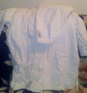 Продам кимоно BAX 171 белое