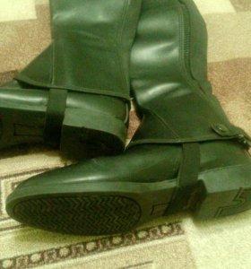 Продам краги и ботинки