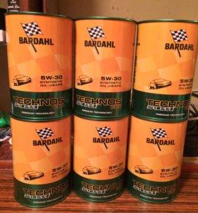 Bardahl 5w-30 6 литров