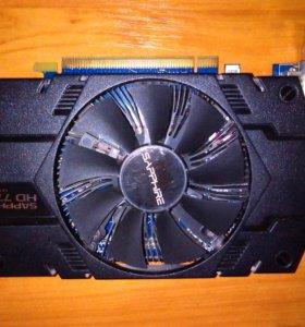 Sapphire HD 7770 GHz Edition