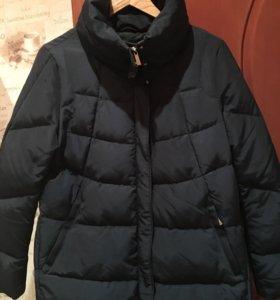 Пальто ZARA ( пуховик) 44-46