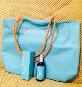 Антистатик для волос Moroccanoil новый