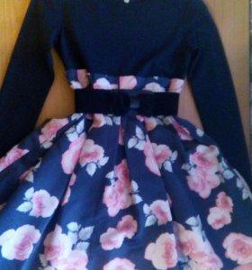 Платье на 8-10