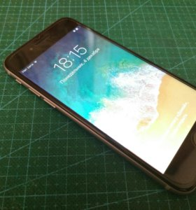 iPhone 6 64gb space gray 64G