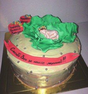 Тортики на зака