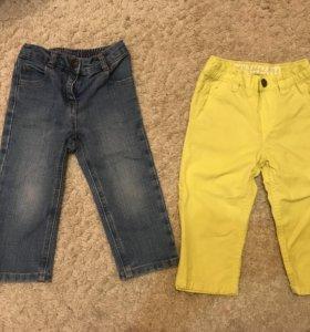 Вещи на мальчика 80-86