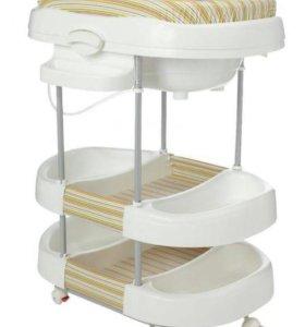 Столик для пеленания и купания