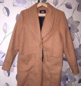 Новое пальто-жакет