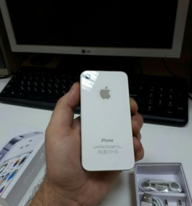 iPhone 4s White Refurbished