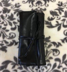 Косметичка-чехол для кисточек