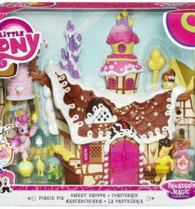 Новый Пряничный Домик My Little Pony Hasbro